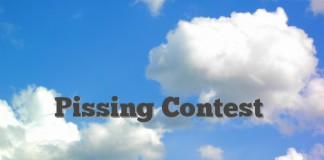 Idiom pissing contest galleries 168